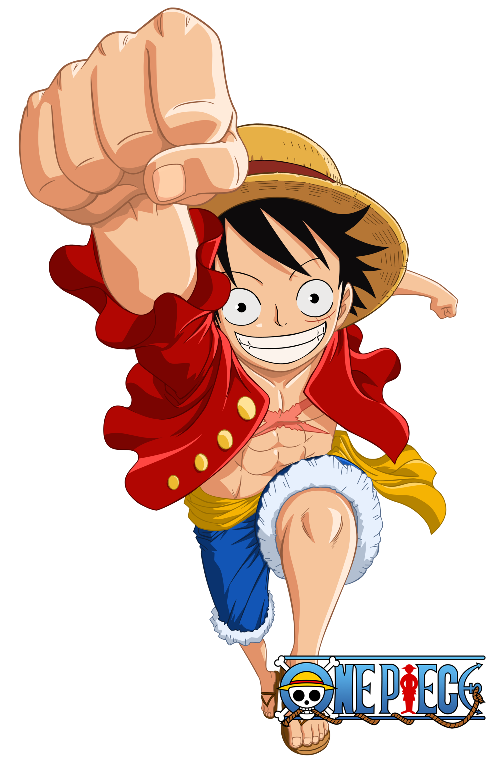 Monkey D Luffy Transparent PNG Image