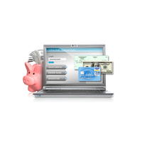 Online Banking Picture PNG Image