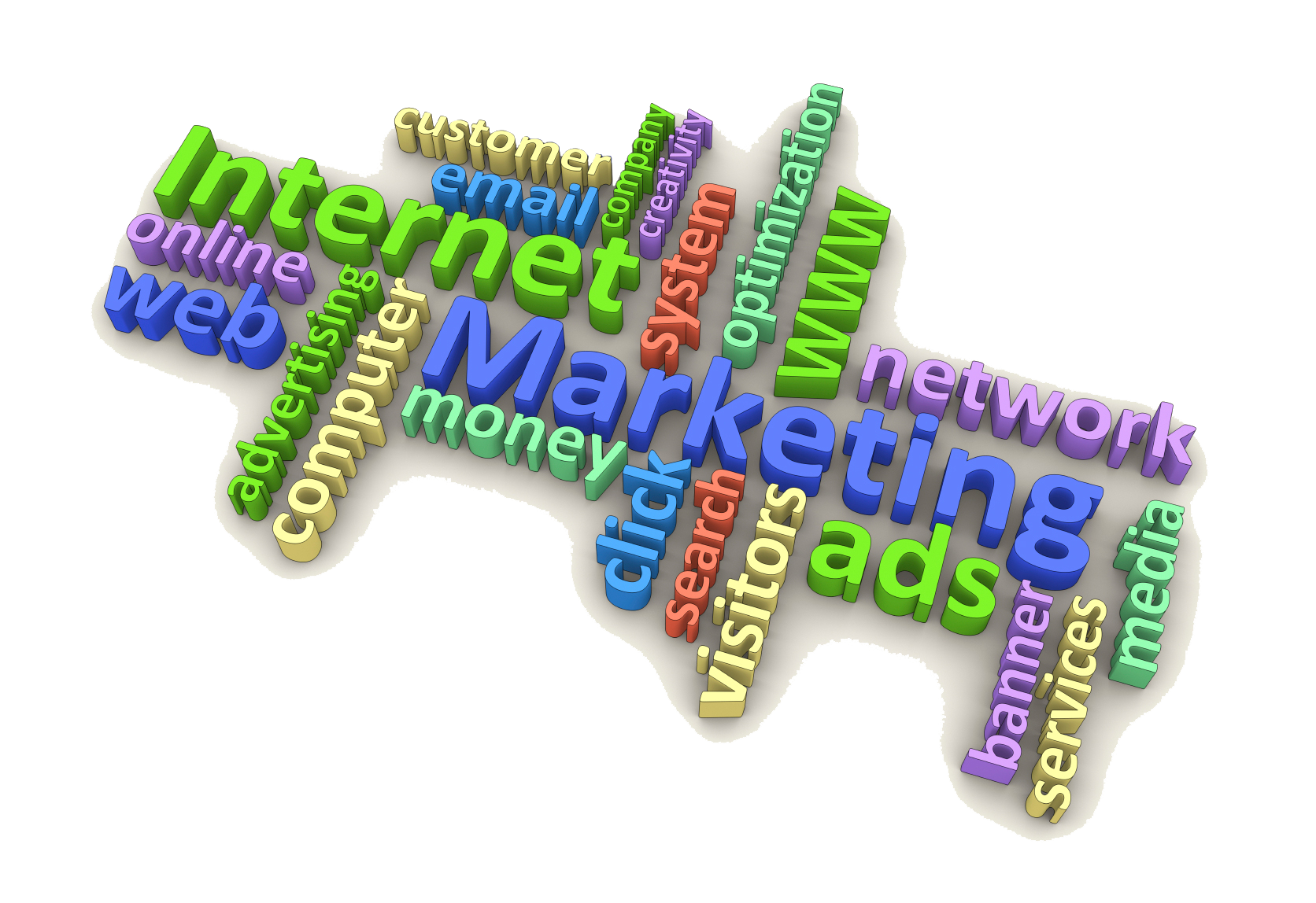 Online Marketing Png Clipart PNG Image