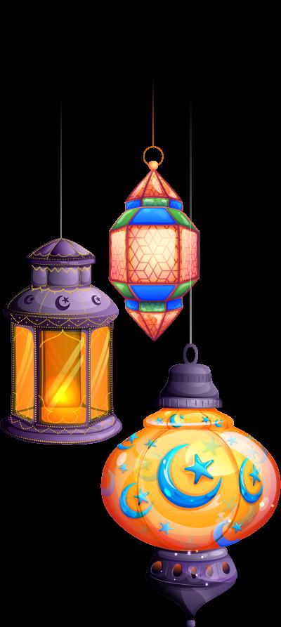 Download Chandelier Mubarak Fantasy Color Light Al Adha
