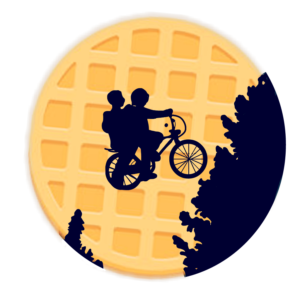 Orange Tshirt Yellow Eggo Netflix Free Download Image PNG Image