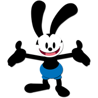 Oswald The Lucky Rabbit Hd PNG Image