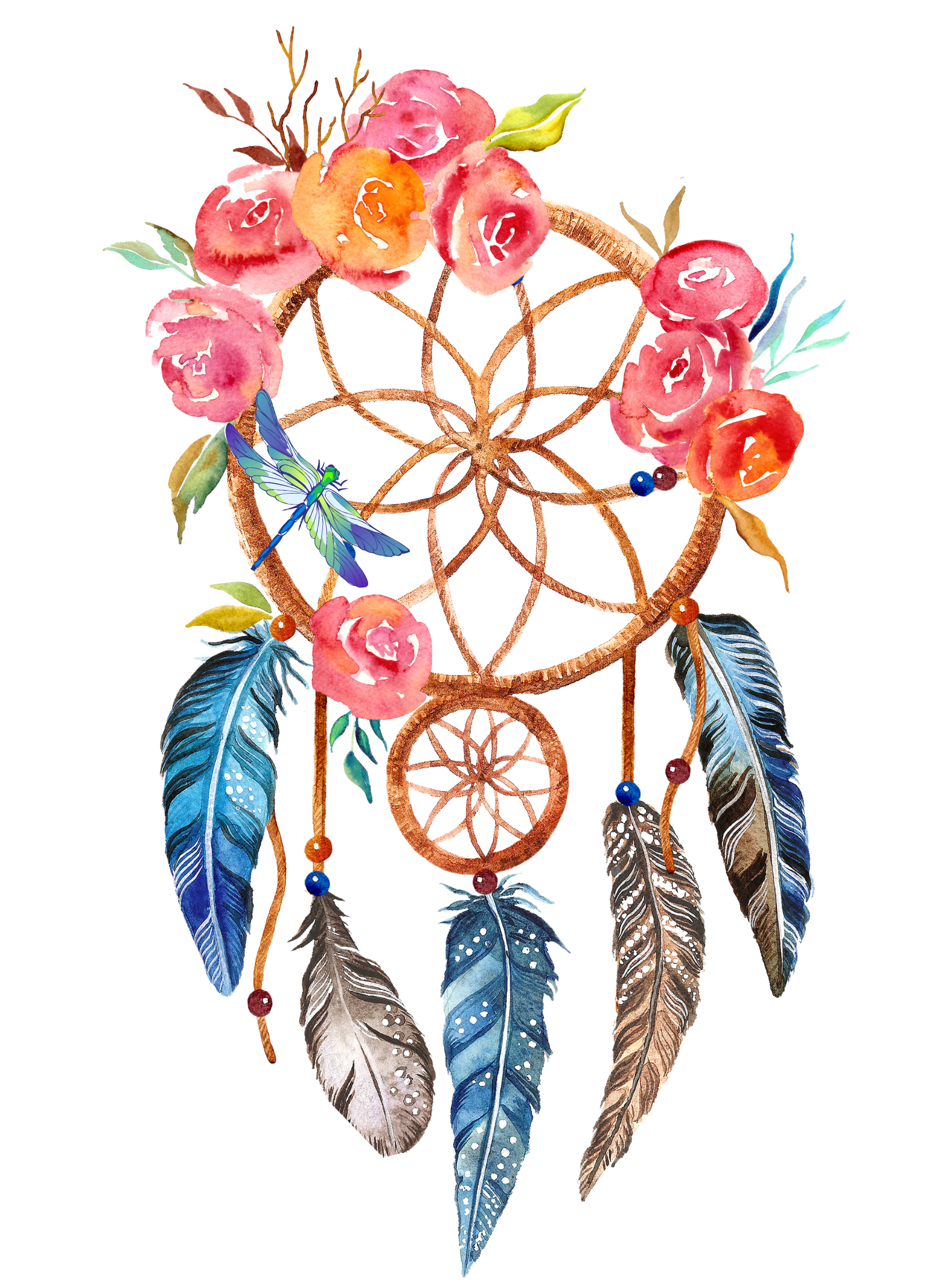 Network Dreamcatcher Graphics Boho-Chic Bohemianism Portable PNG Image