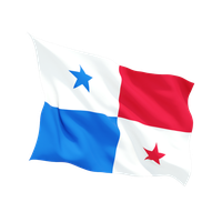 Panama Flag Png Clipart PNG Image