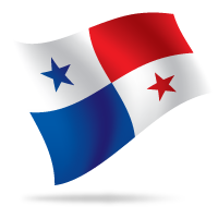 Panama Flag Picture PNG Image