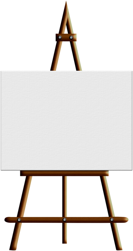 Easel Free Clipart HD PNG Image