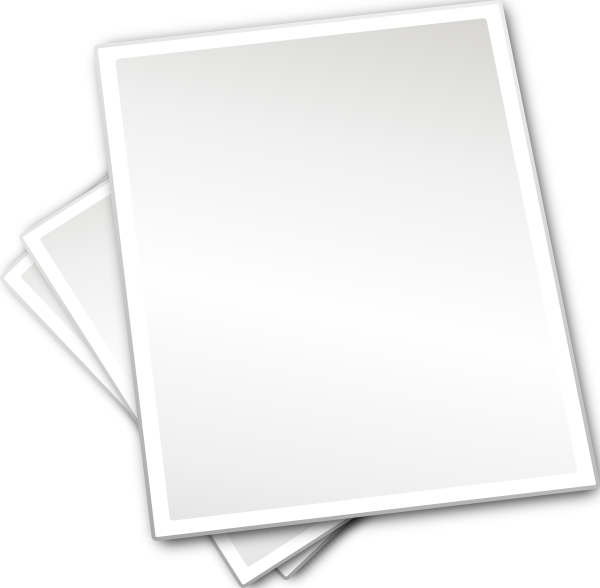 Paper Sheet Picture PNG Image