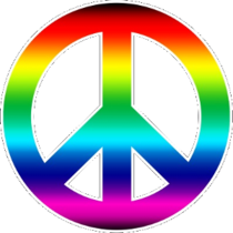Peace Symbol Png Clipart PNG Image