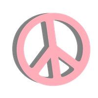 Peace Transparent Background PNG Image