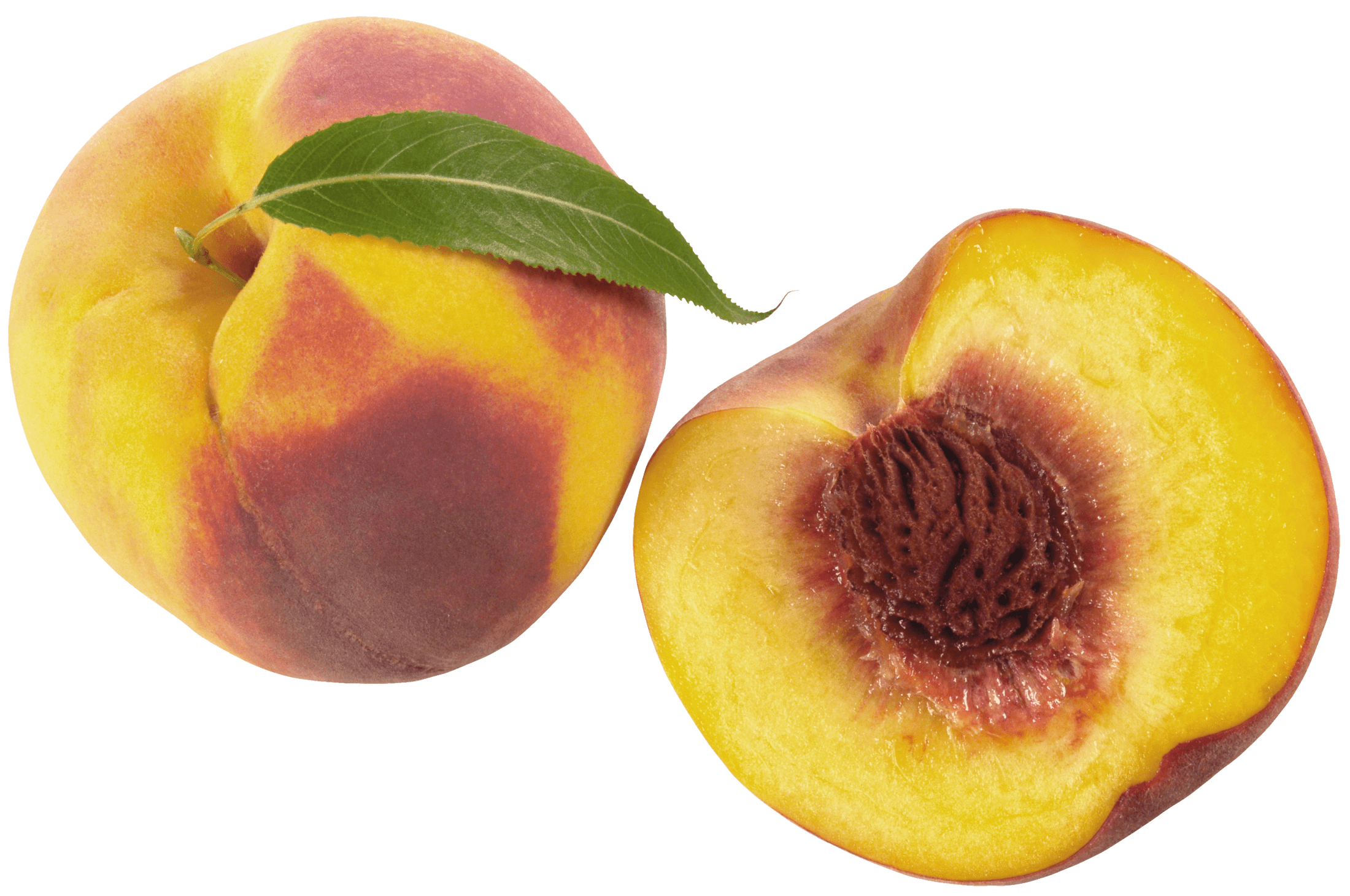 Cutted Peaches Png Image PNG Image