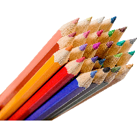 Colorful Pencils Png Image PNG Image