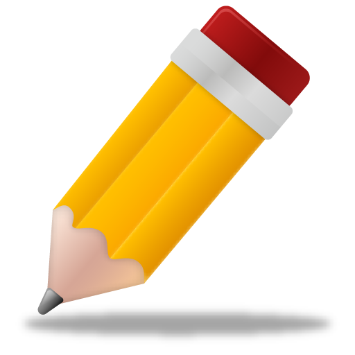 Pencil Icon PNG Image