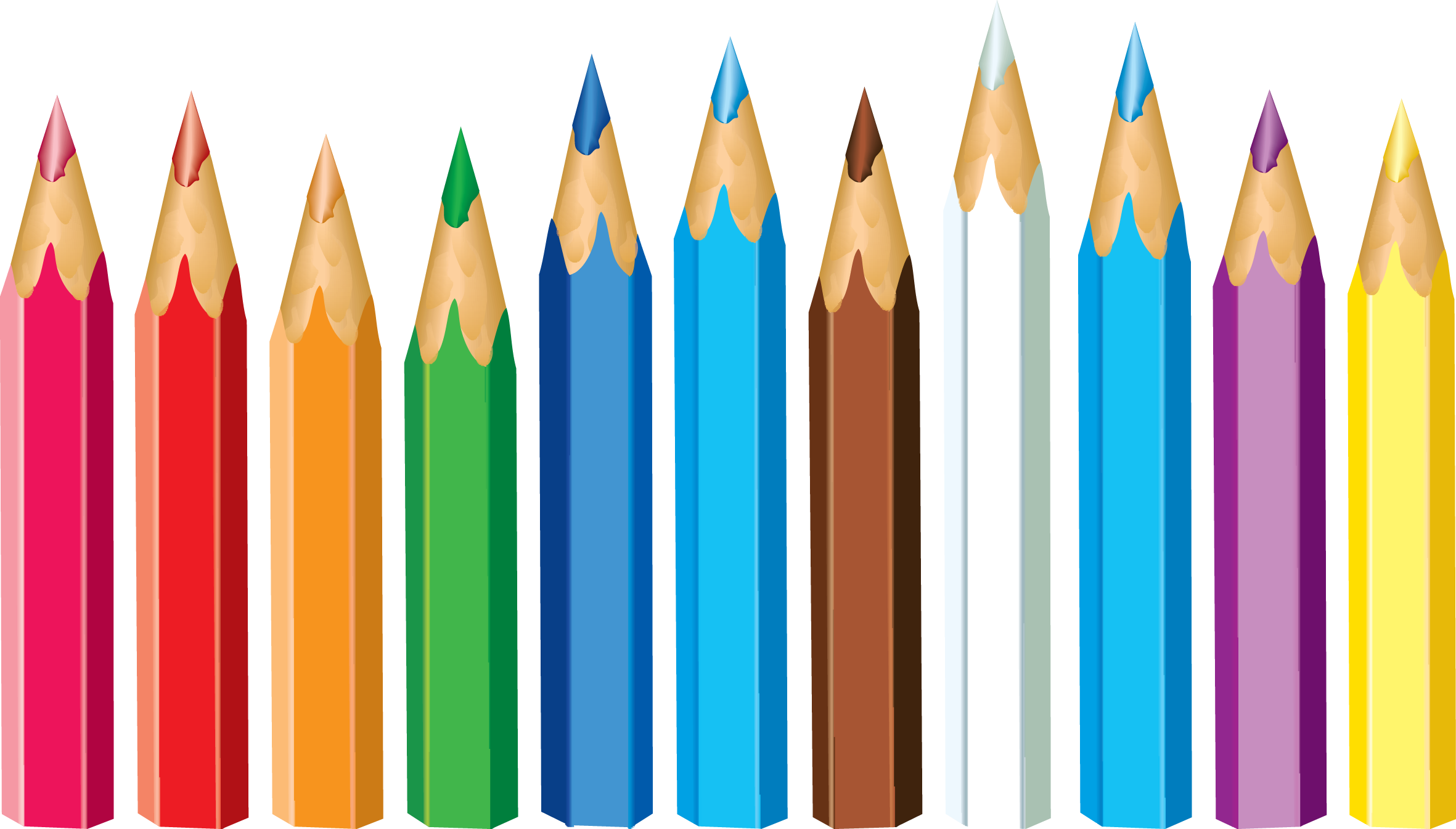 Pencil Transparent PNG Image