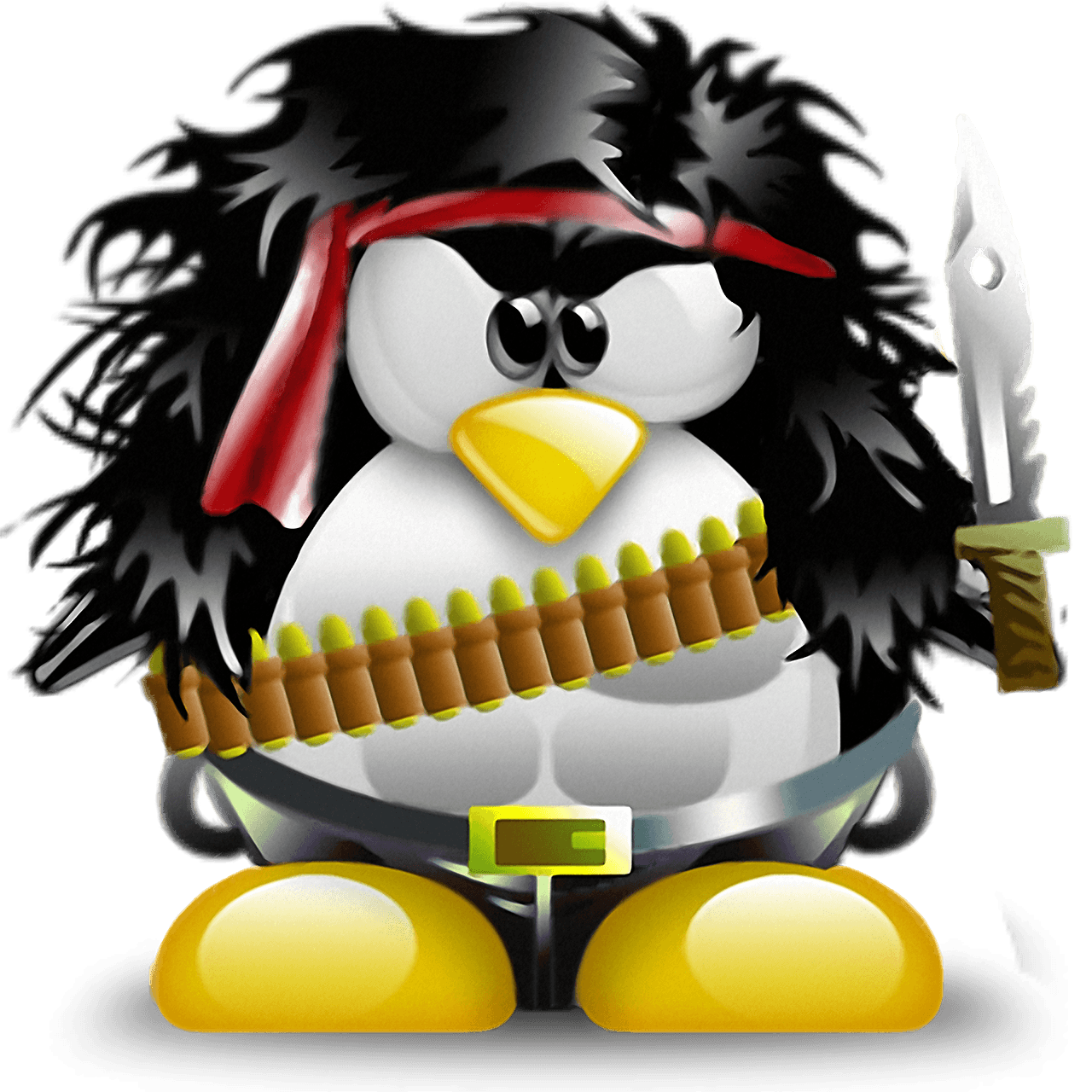 Kernel Tuxedo Pinguin Linux PNG Image High Quality PNG Image
