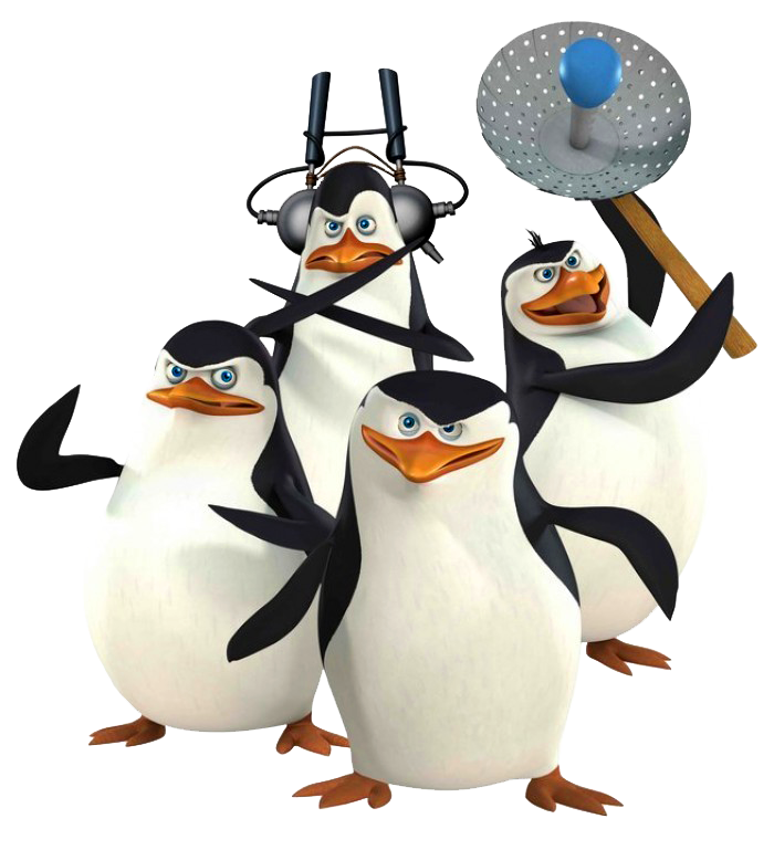 Penguins Of Madagascar Hd PNG Image