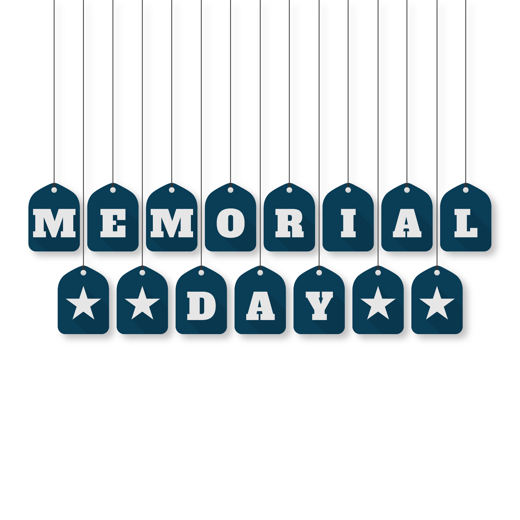 Blue Memorial Text Greeting Encapsulated Postscript Day PNG Image