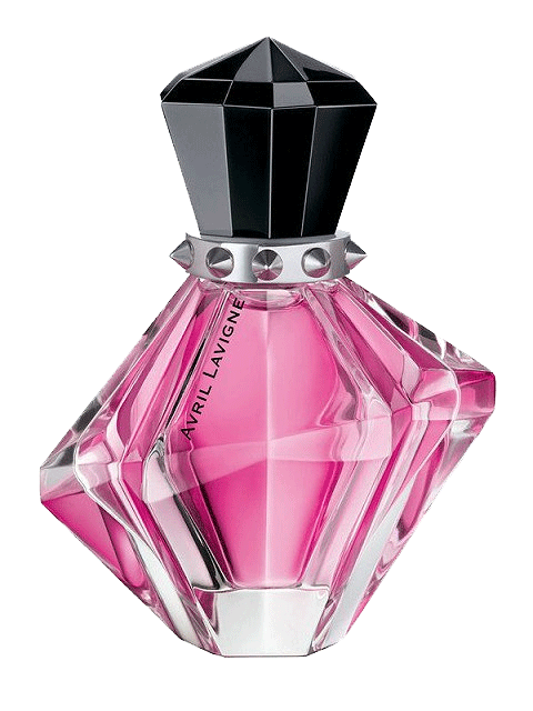 Star Rose Forbidden Abbey Perfume Black Dawn PNG Image