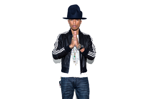 Pharrell Williams Free Download Png PNG Image
