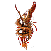 Download Phoenix Tattoos Free Png Photo Images And Clipart
