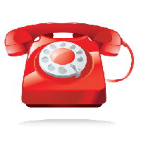 Red Phone Png Image PNG Image
