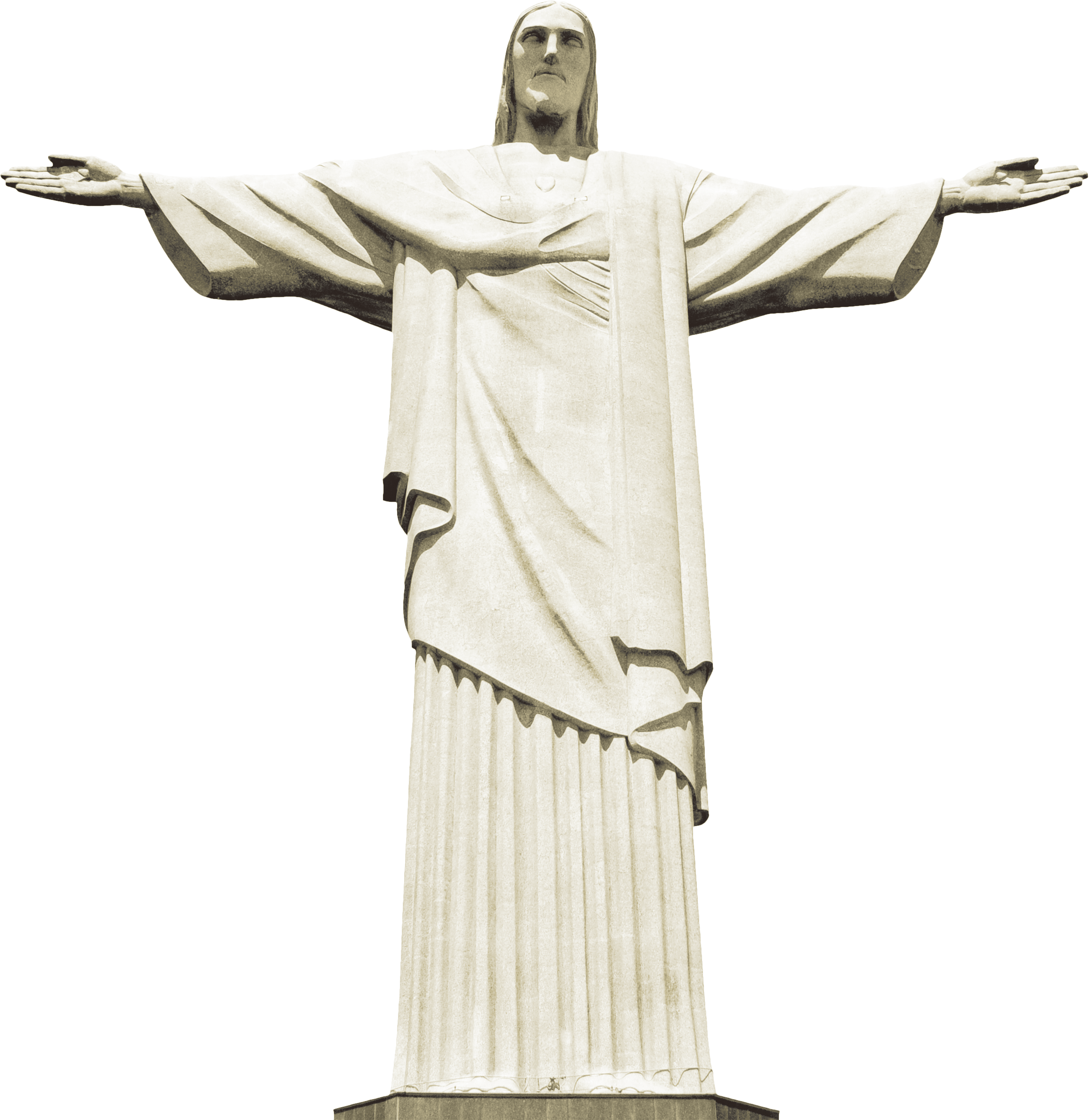 Jesus Christ Rio Janeiro Photography De Royalty-Free PNG Image