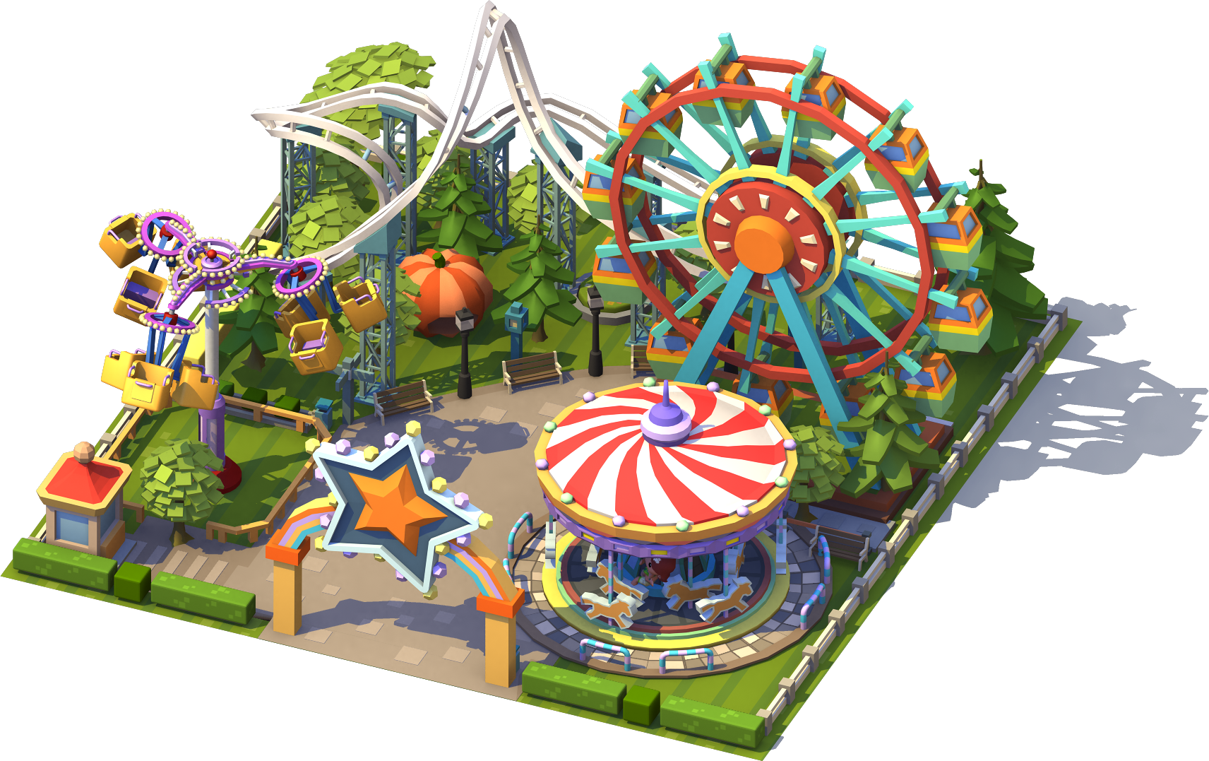 Sims Recreation Outdoor Play Equipment Social Simcity PNG Image