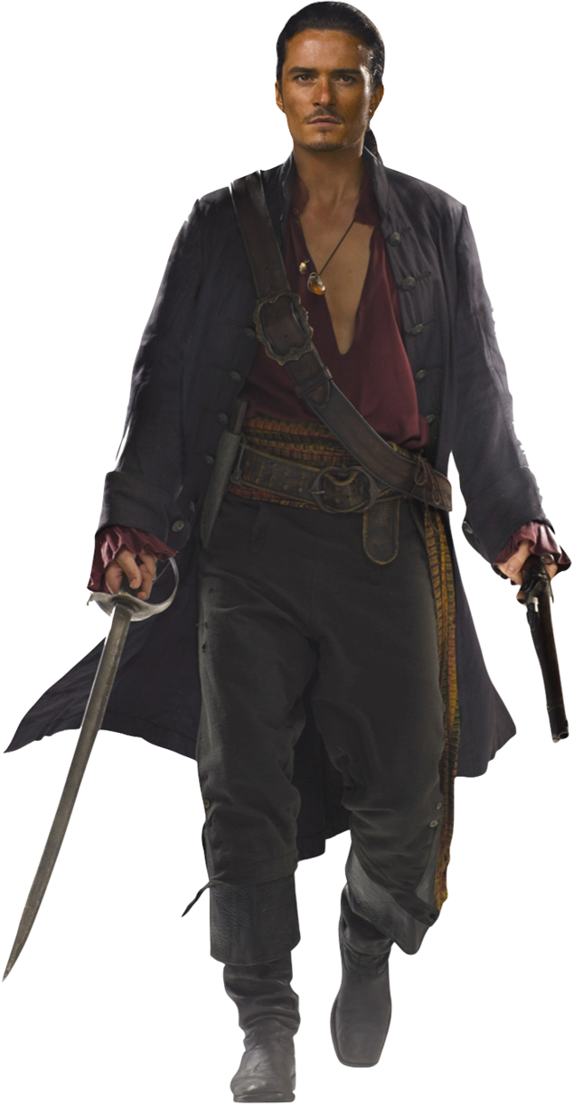 Pirates Of The Caribbean Transparent Picture PNG Image
