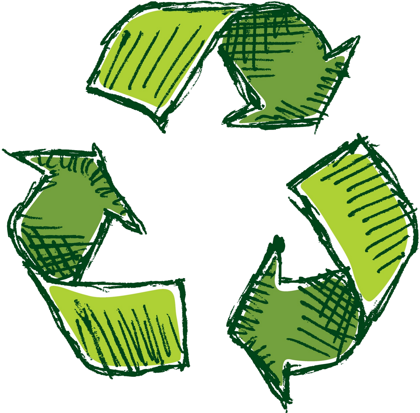 Landfill Recycle Symbol Recycling Download HQ PNG PNG Image