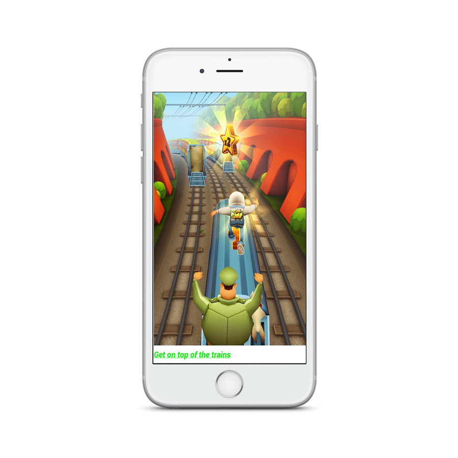 Smartphone Xbox Skate Subway Device Surfers Electronic PNG Image