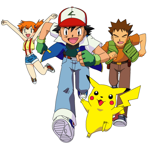 Anime Pokemon Transparent Picture PNG Image