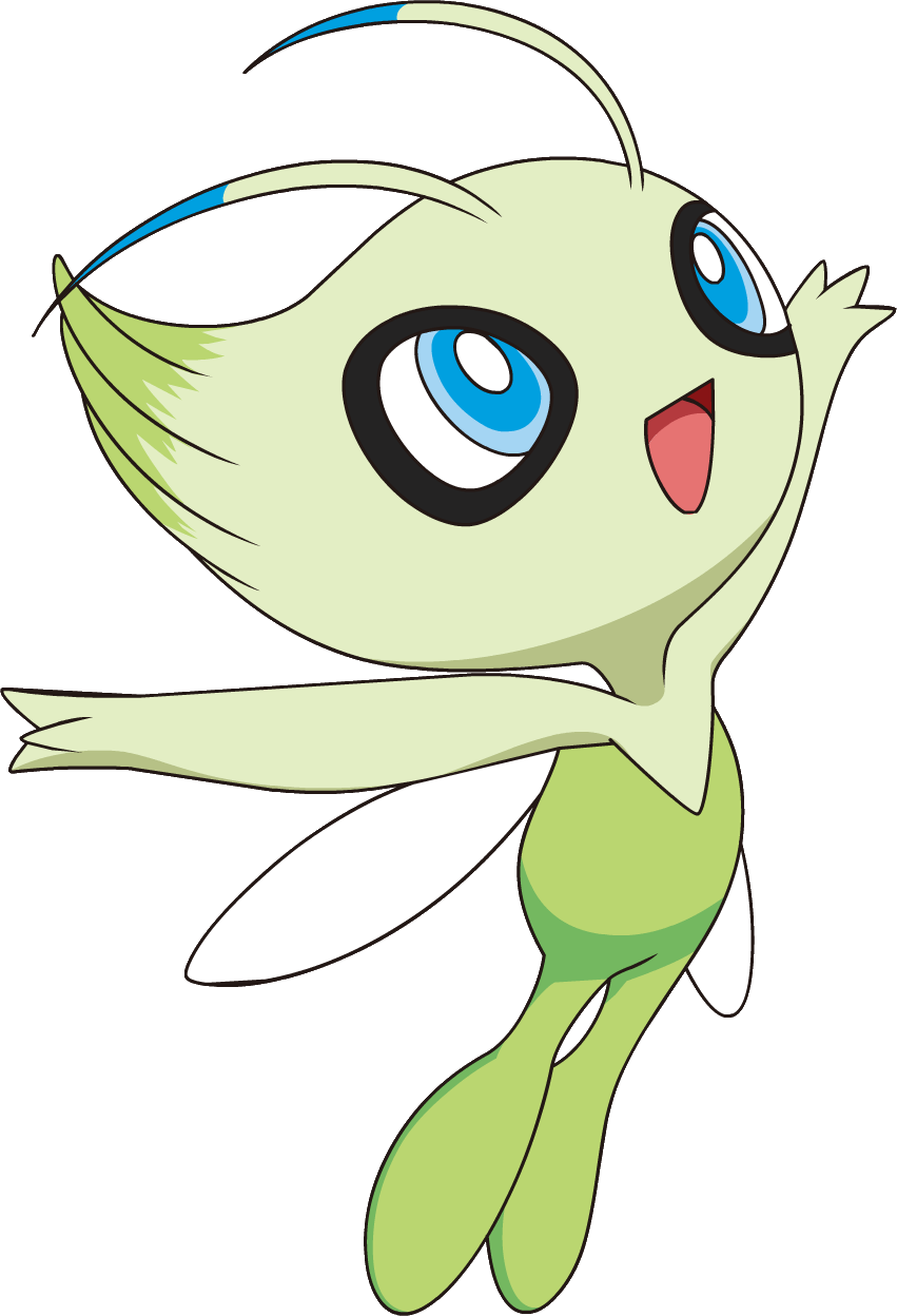Anime Pokemon Transparent Background PNG Image