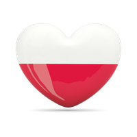 Poland Flag Png Picture PNG Image