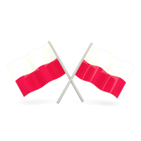 Poland Flag Png Clipart PNG Image