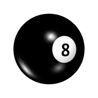 Pool Ball Transparent Image PNG Image