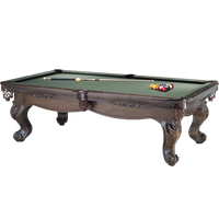 Pool Table PNG Image