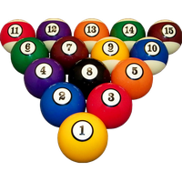 Pool Ball Picture PNG Image