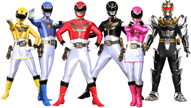 Power Rangers Photos PNG Image