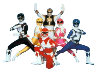 Power Rangers Png Picture PNG Image