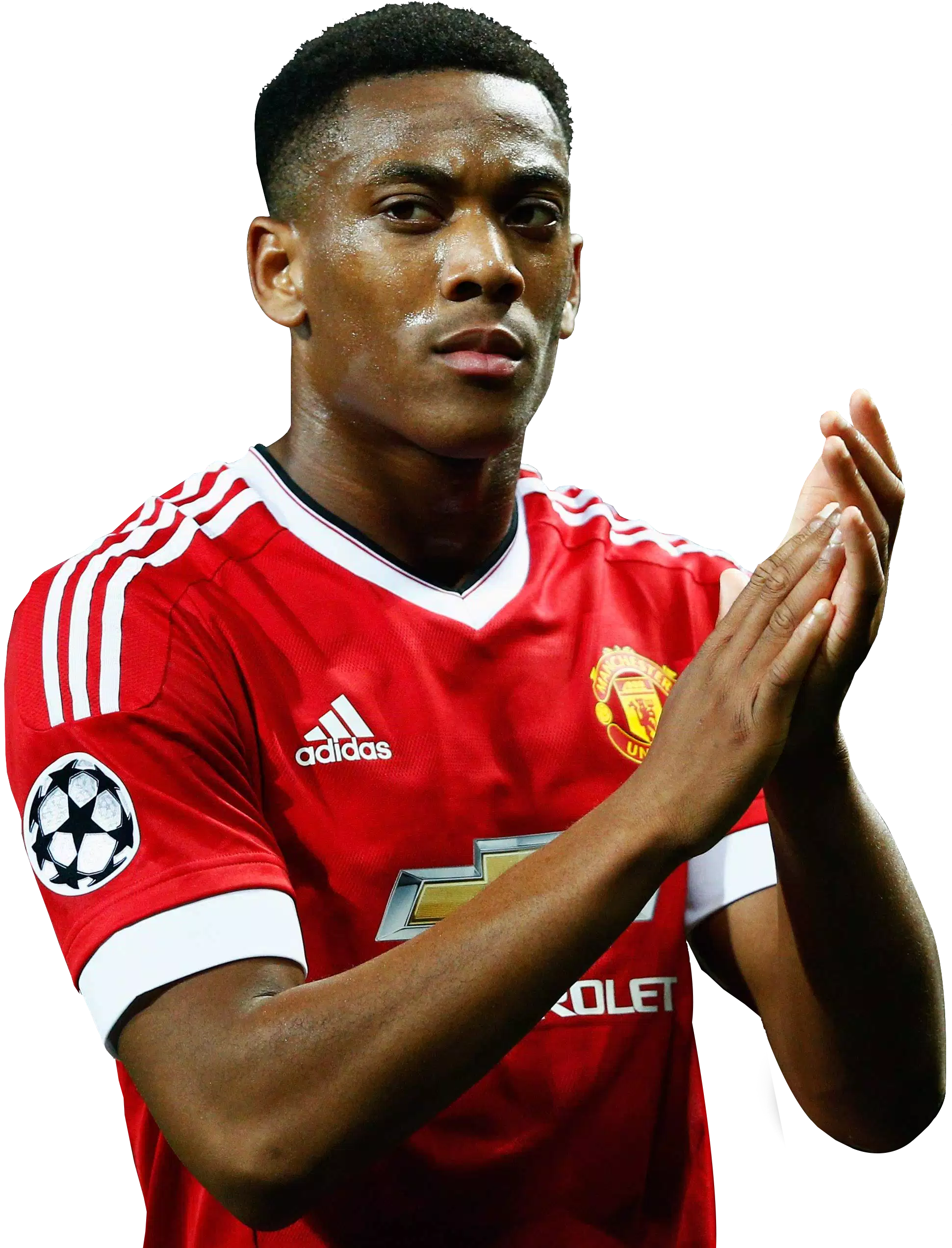 United Old Player Anthony Martial Fc Manchester PNG Image