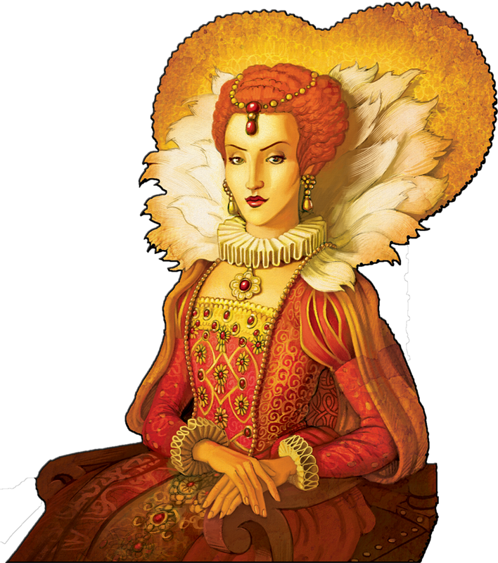 Queen Transparent PNG Image