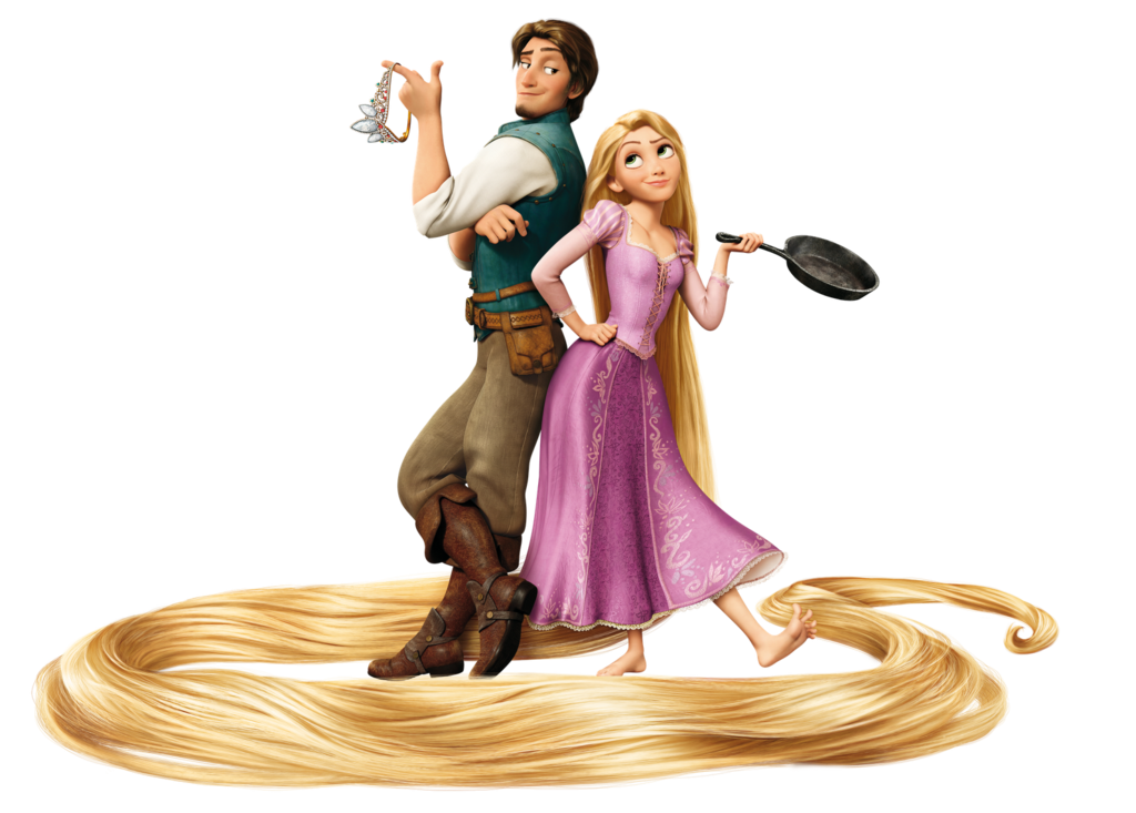 Download Toy Game Figurine Video Rapunzel Tangled The Hq Png Image Freepngimg
