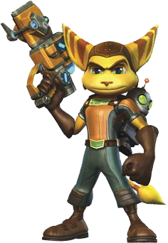 Ratchet Clank Png Image PNG Image