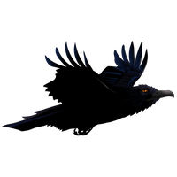 Raven Png Picture PNG Image