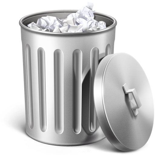 Bin Information Icon Cleaner Application Recycle Waste PNG Image