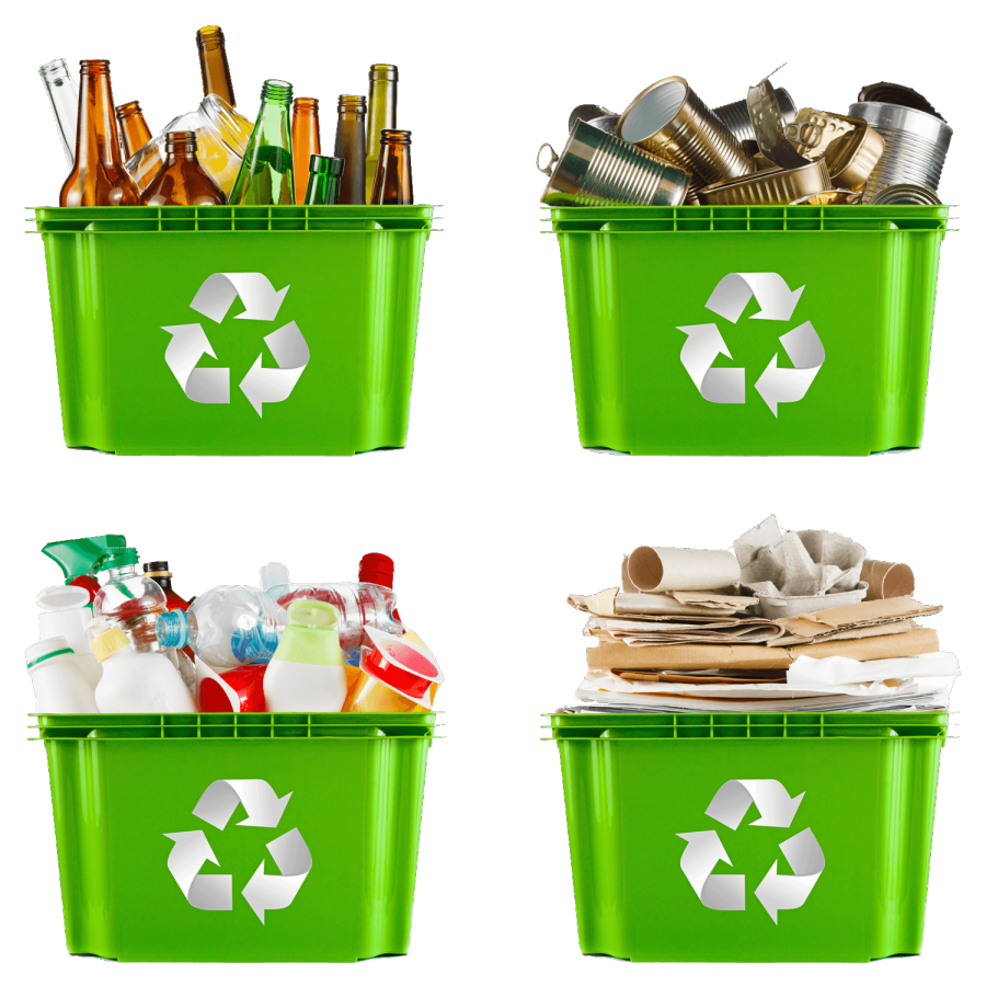 Bin Management Symbol Recycling Plastic Recycle Waste PNG Image
