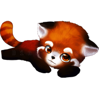Red Panda Png Clipart PNG Image