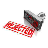 Rejected Stamp Png Image PNG Image