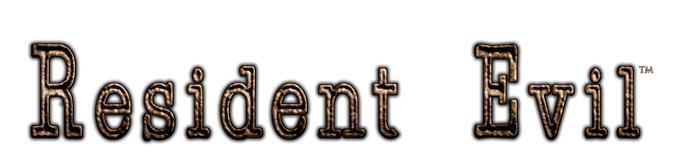 Resident Evil Logo Photos PNG Image