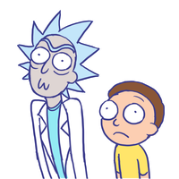 Rick And Morty Photos PNG Image