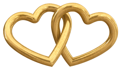 Heart Ring Transparent PNG Image